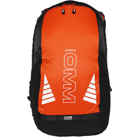 OMM Ultra 8 Backpack orange